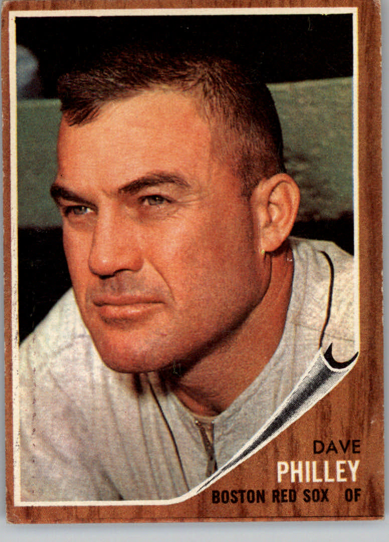 1962 Topps #542 Dave Philley