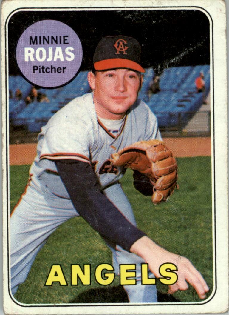 1969 Topps #502 Minnie Rojas