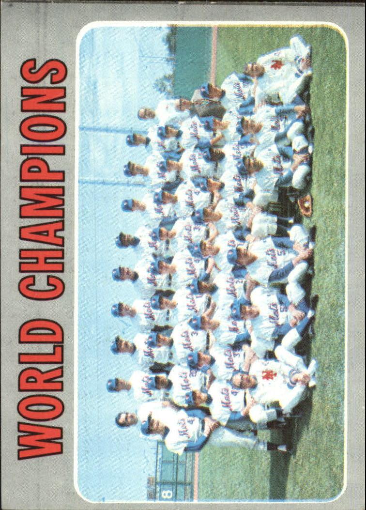 1970 Topps #1 New York Mets TC