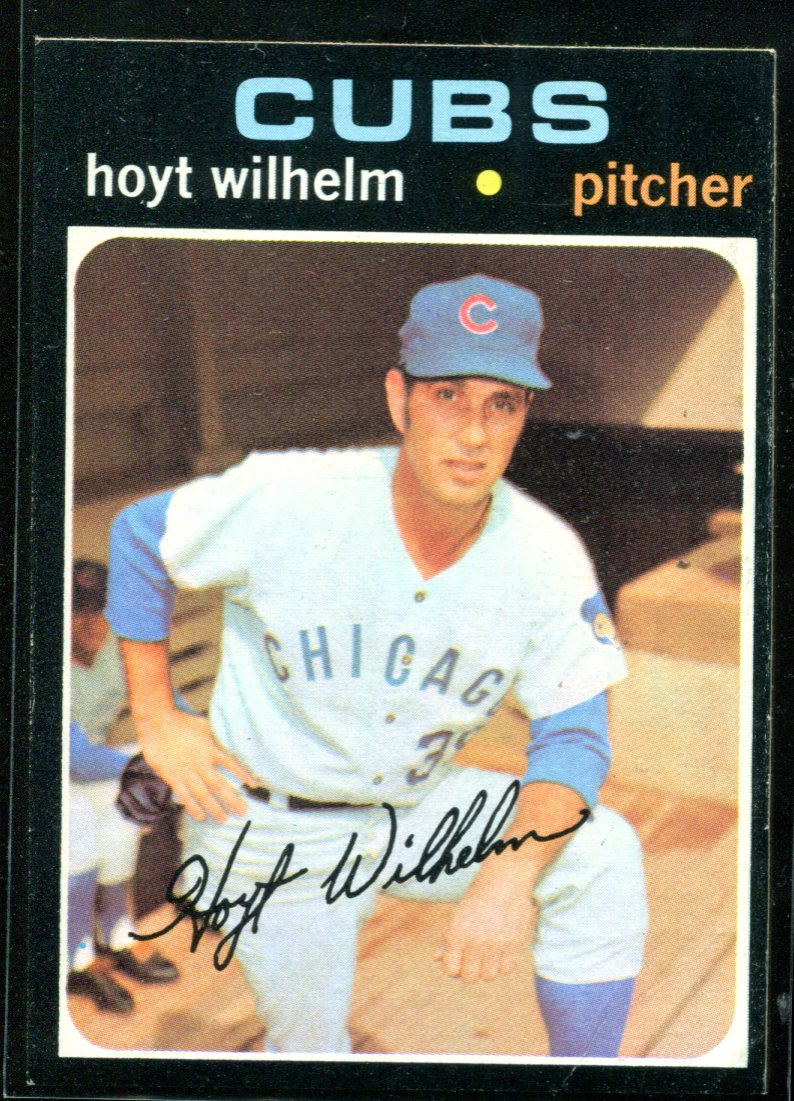 1971 Topps #248 Hoyt Wilhelm