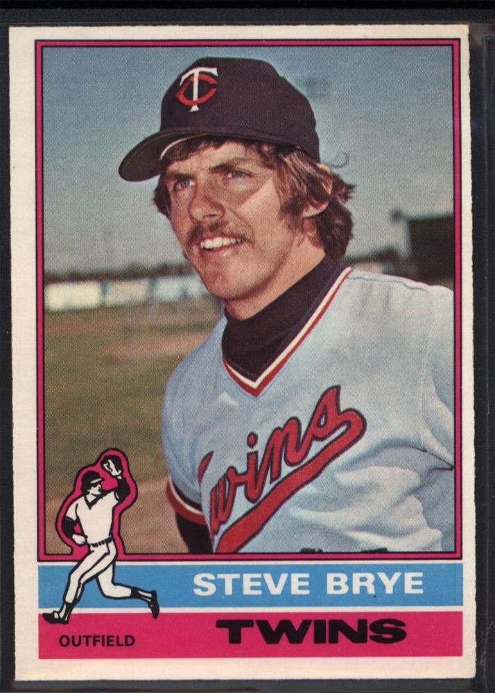 1976 O-Pee-Chee #519 Steve Brye