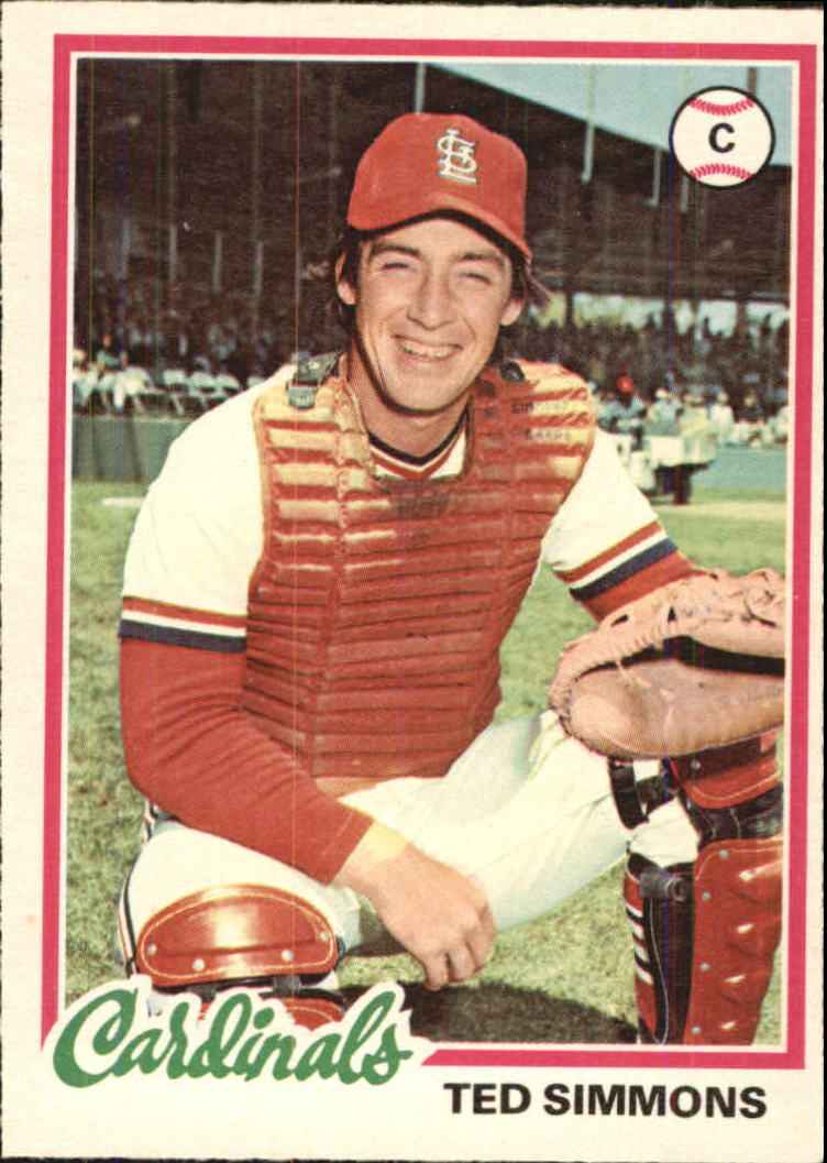 1978 O-Pee-Chee #150 Ted Simmons