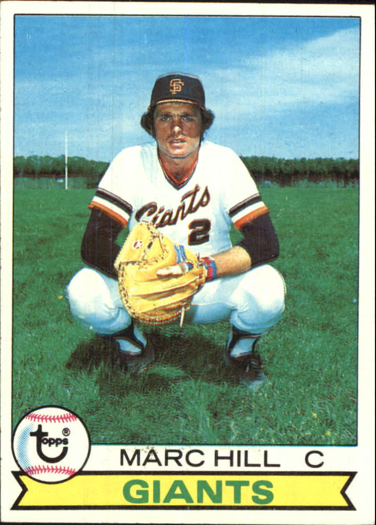 1979 Topps #11 Marc Hill