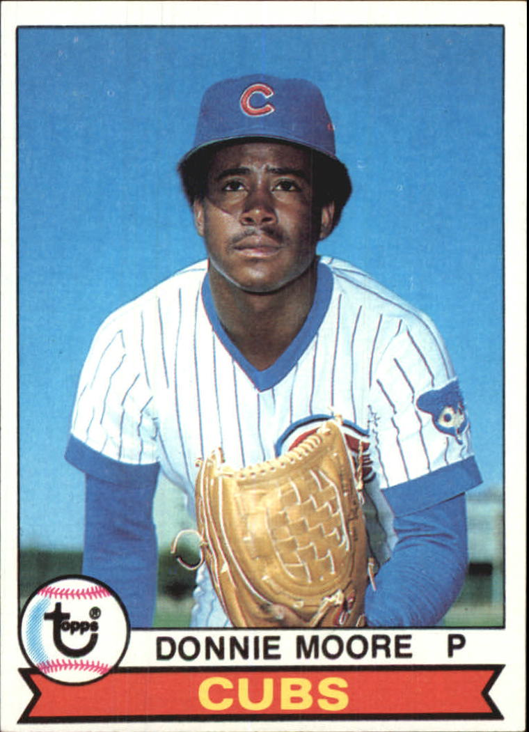 1979 Topps #17 Donnie Moore
