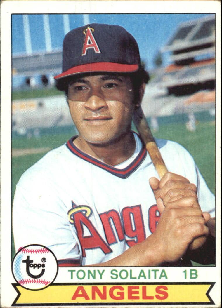 1979 Topps #18 Tony Solaita