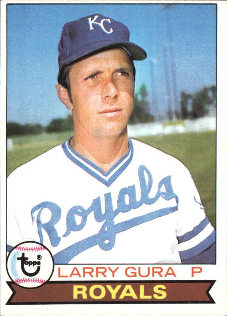 1979 Topps #19 Larry Gura DP