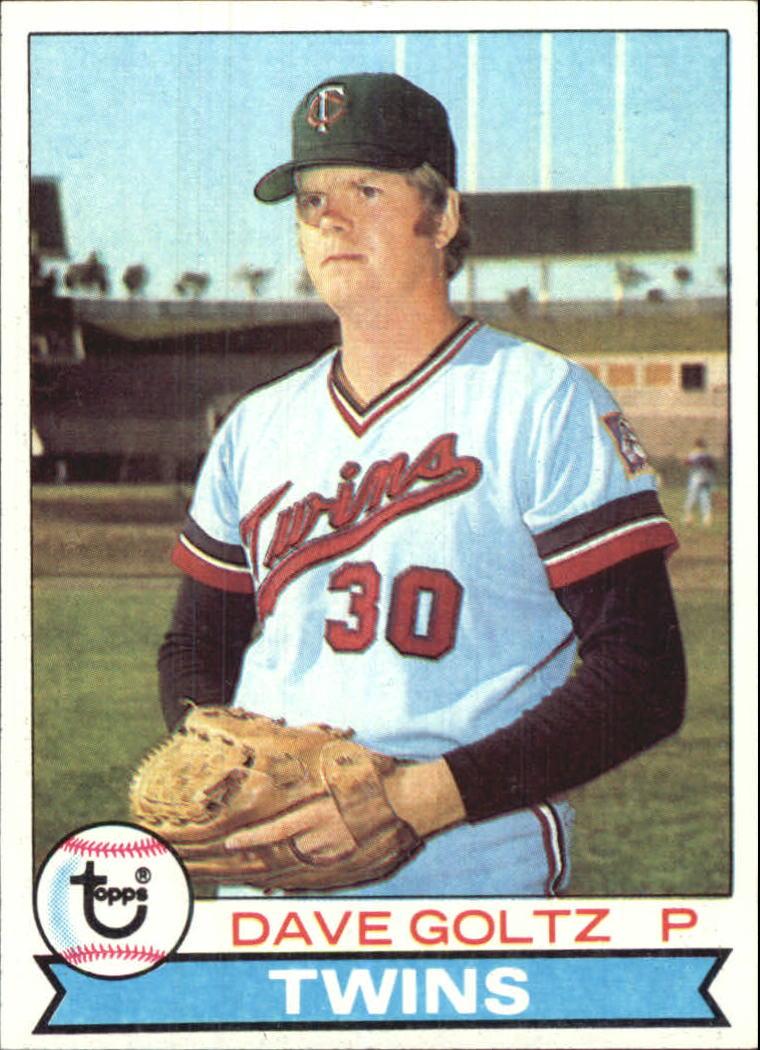 1979 Topps #27 Dave Goltz