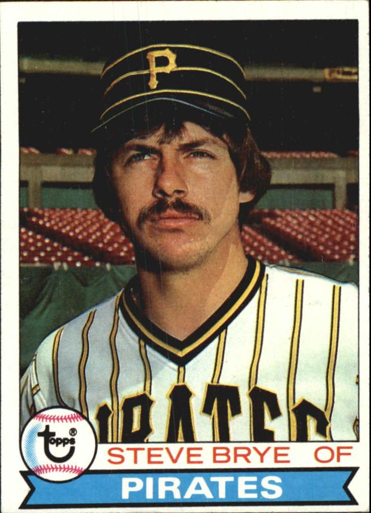 1979 Topps #28 Steve Brye