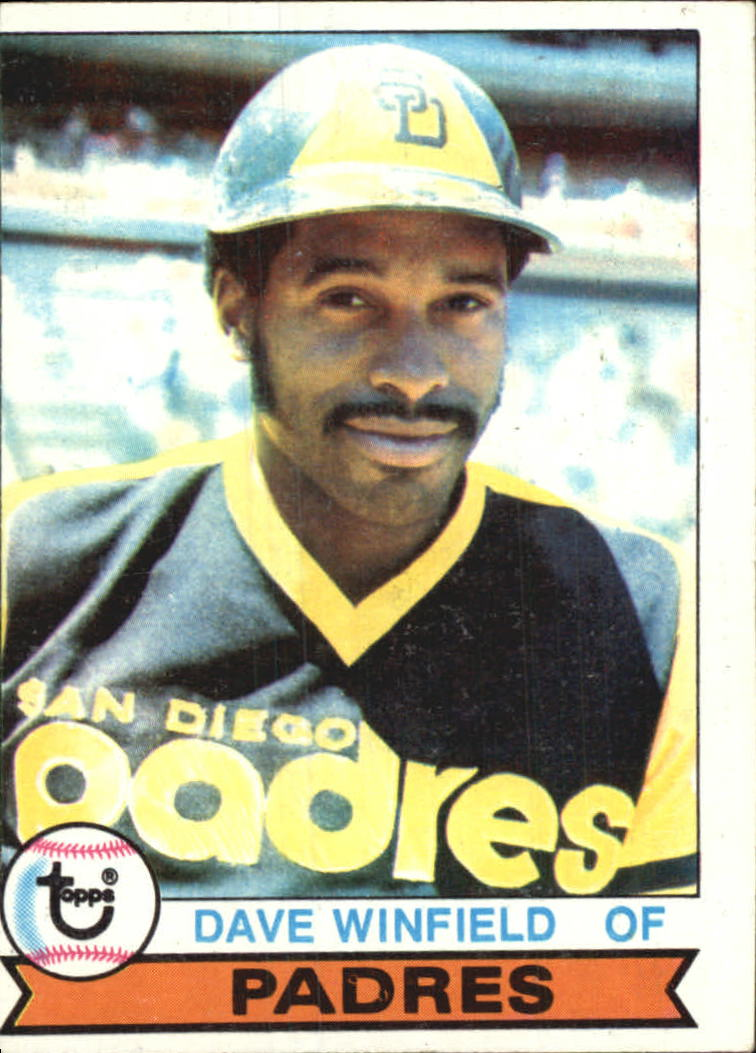 1979 Topps #30 Dave Winfield