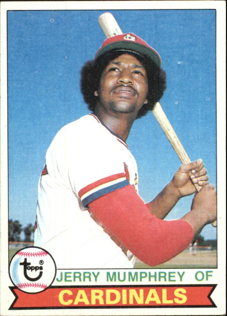 1979 Topps #32 Jerry Mumphrey