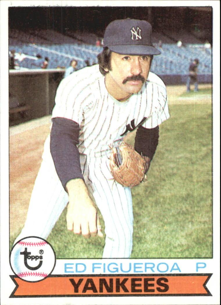 1979 Topps #35 Ed Figueroa