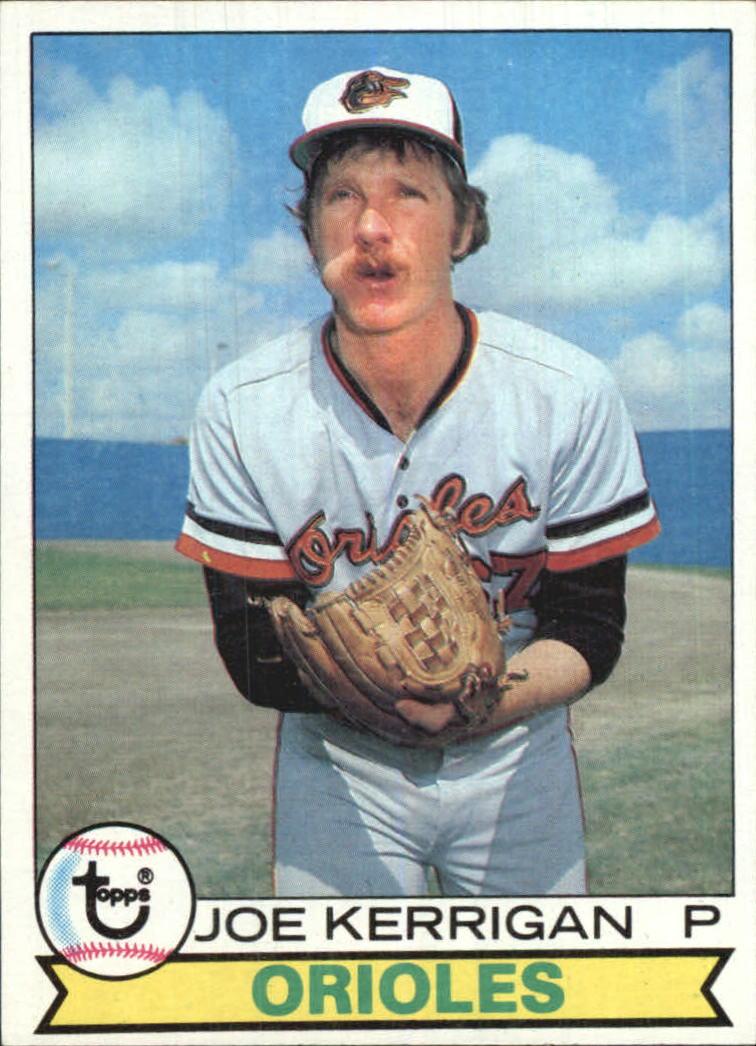 1979 Topps #37 Joe Kerrigan DP
