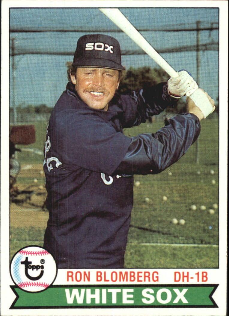 1979 Topps #42 Ron Blomberg