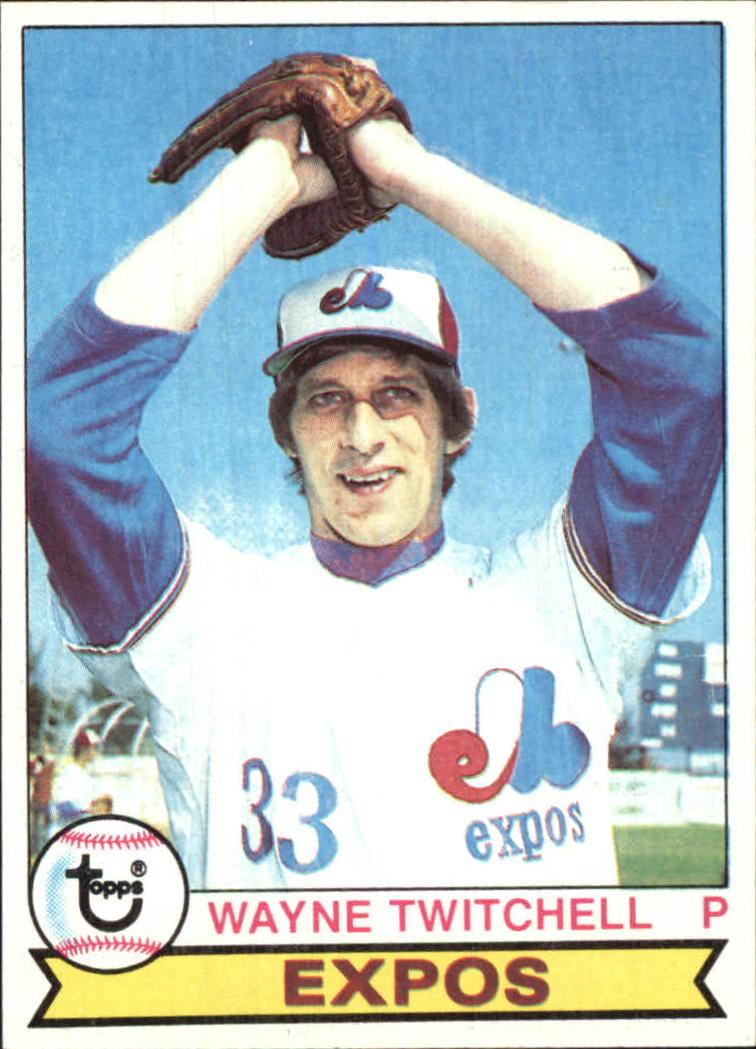 1979 Topps #43 Wayne Twitchell