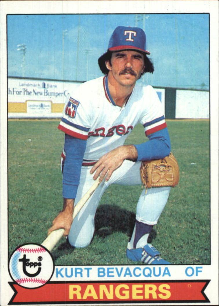 1979 Topps #44 Kurt Bevacqua