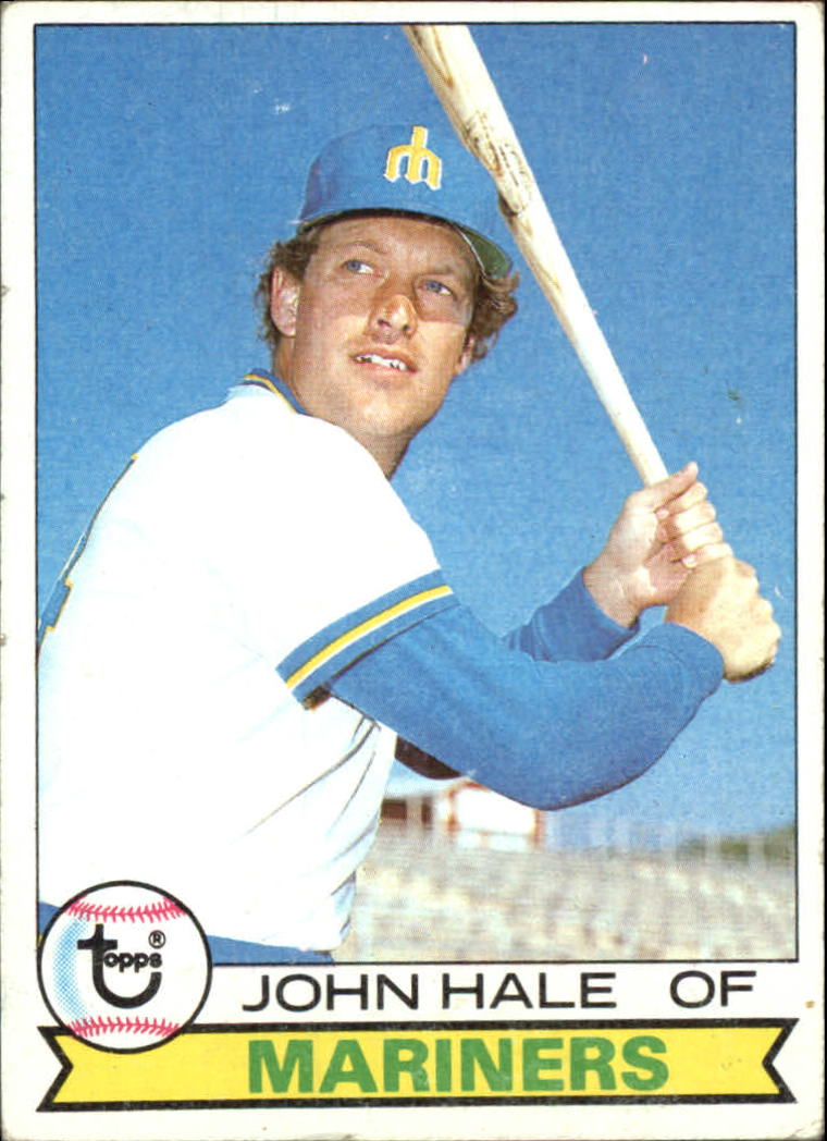 1979 Topps #56 John Hale