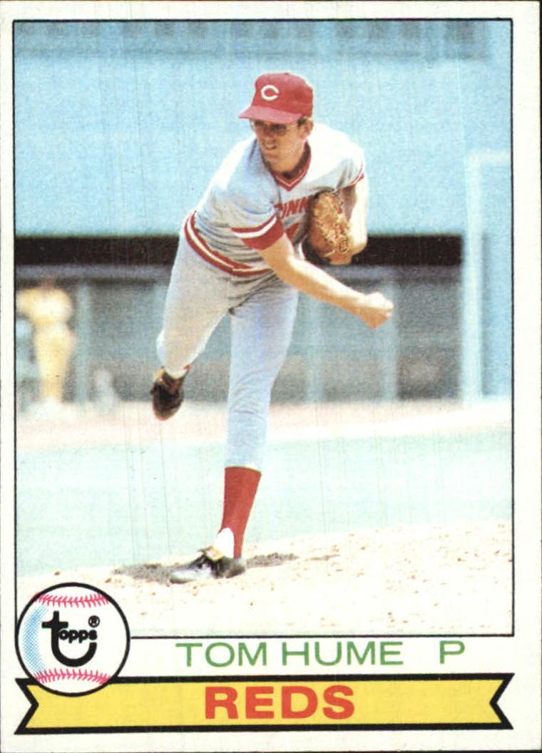 1979 Topps #301 Tom Hume