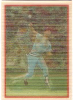 1987 Sportflics #3 Dale Murphy