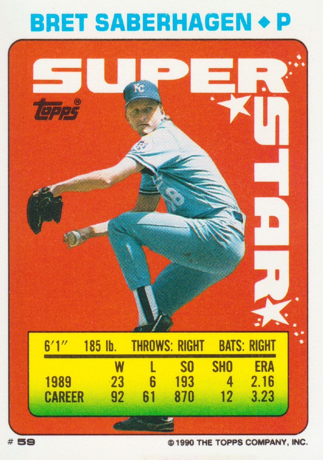 1990 Topps Stickers #8 Wade Boggs HL (324) back image