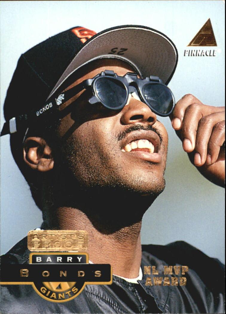 1994 Pinnacle Artist's Proofs #26 Barry Bonds