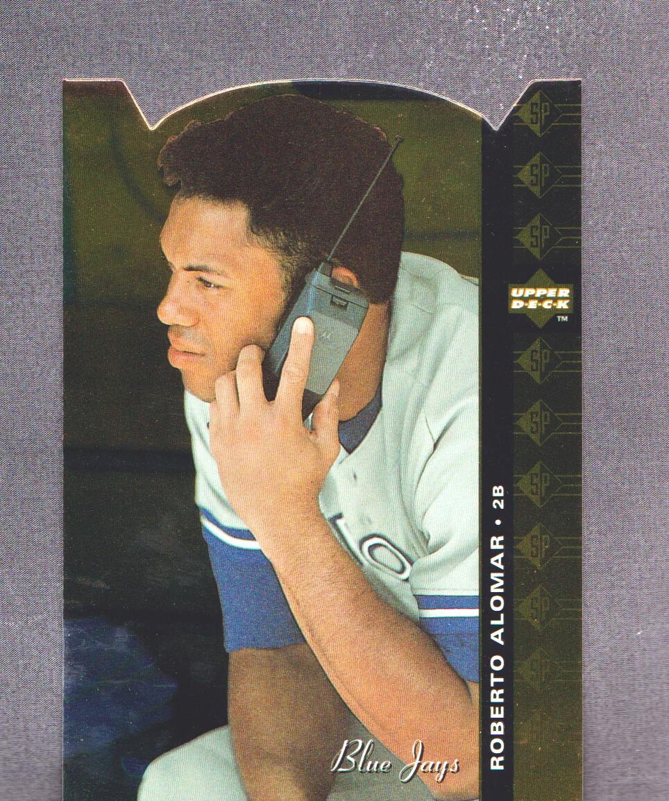 1994 SP Die Cuts #39 Roberto Alomar