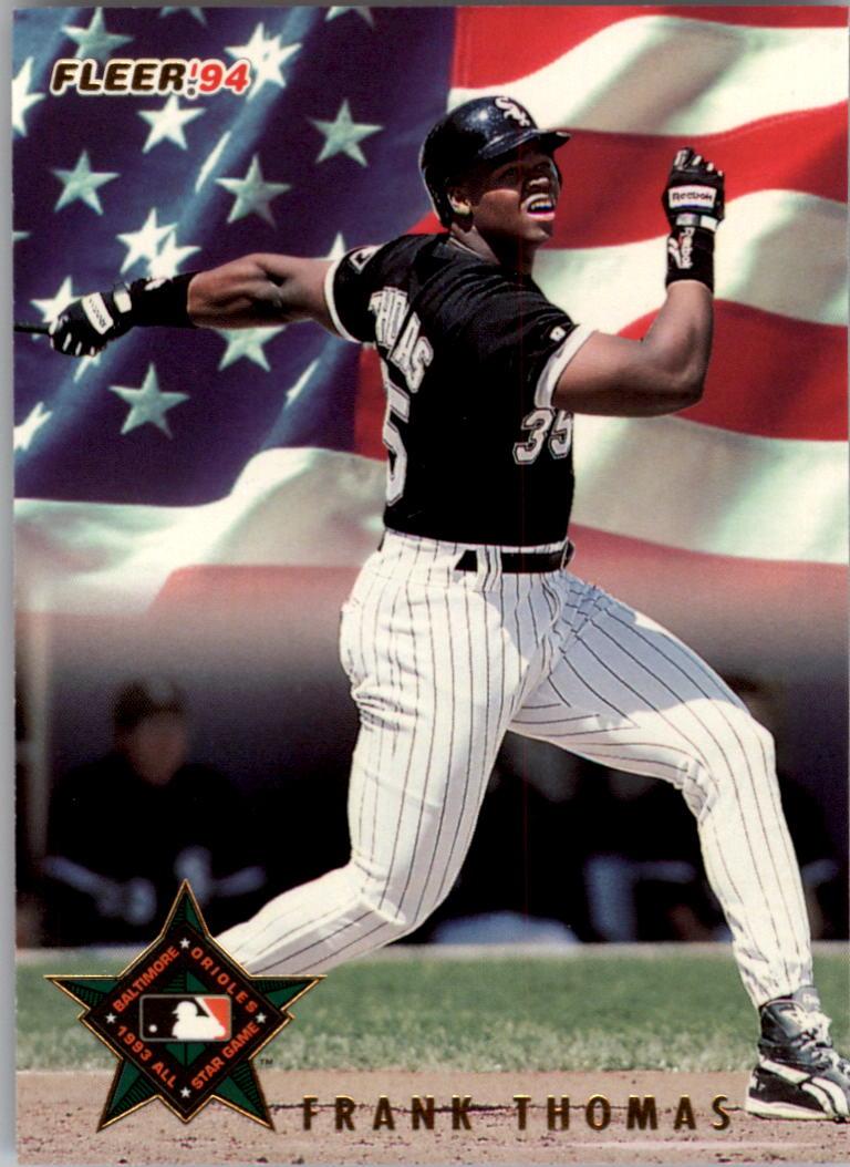 1994 Fleer All-Stars #23 Frank Thomas
