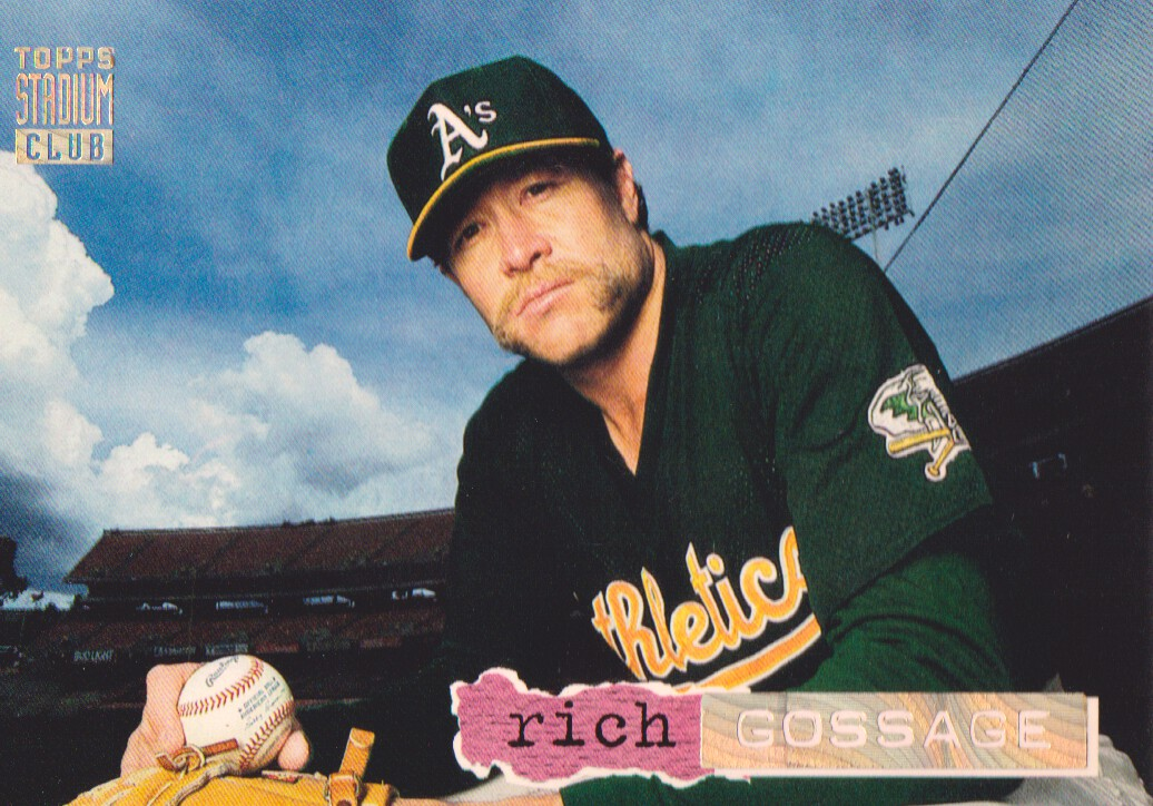 1994 Stadium Club Golden Rainbow #191 Rich Gossage
