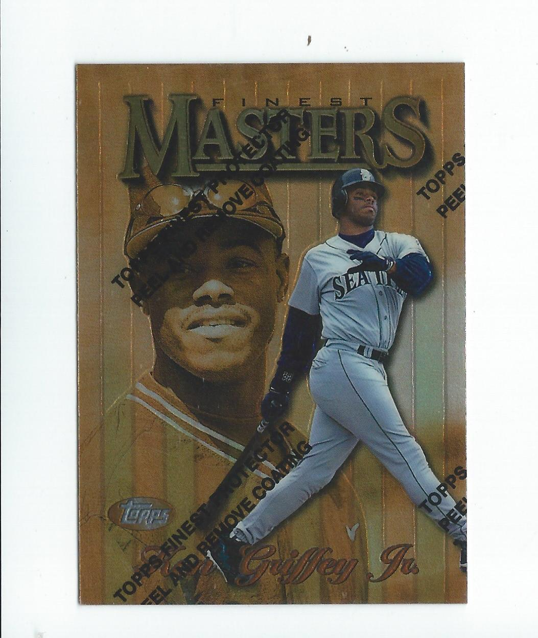1997 Finest #238 Ken Griffey Jr. B