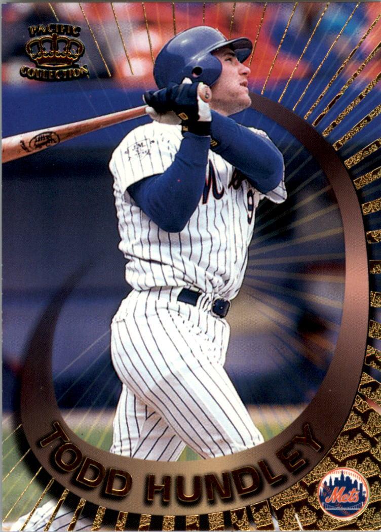 1997 Pacific Card-Supials #32 Todd Hundley