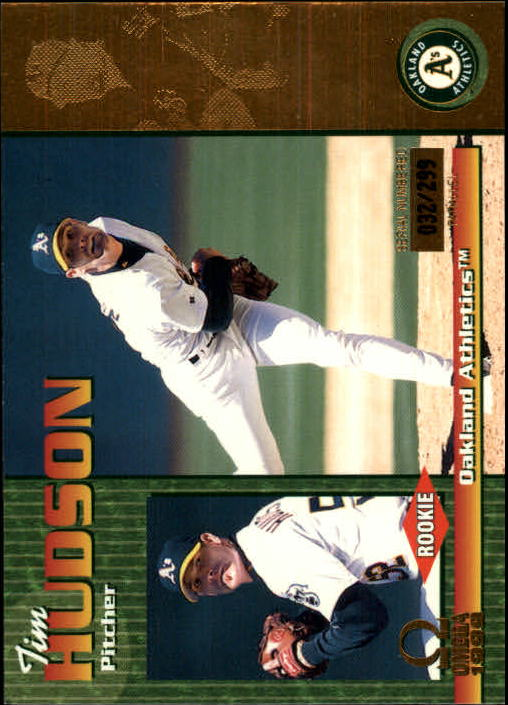 1999 Pacific Omega Gold #171 Tim Hudson