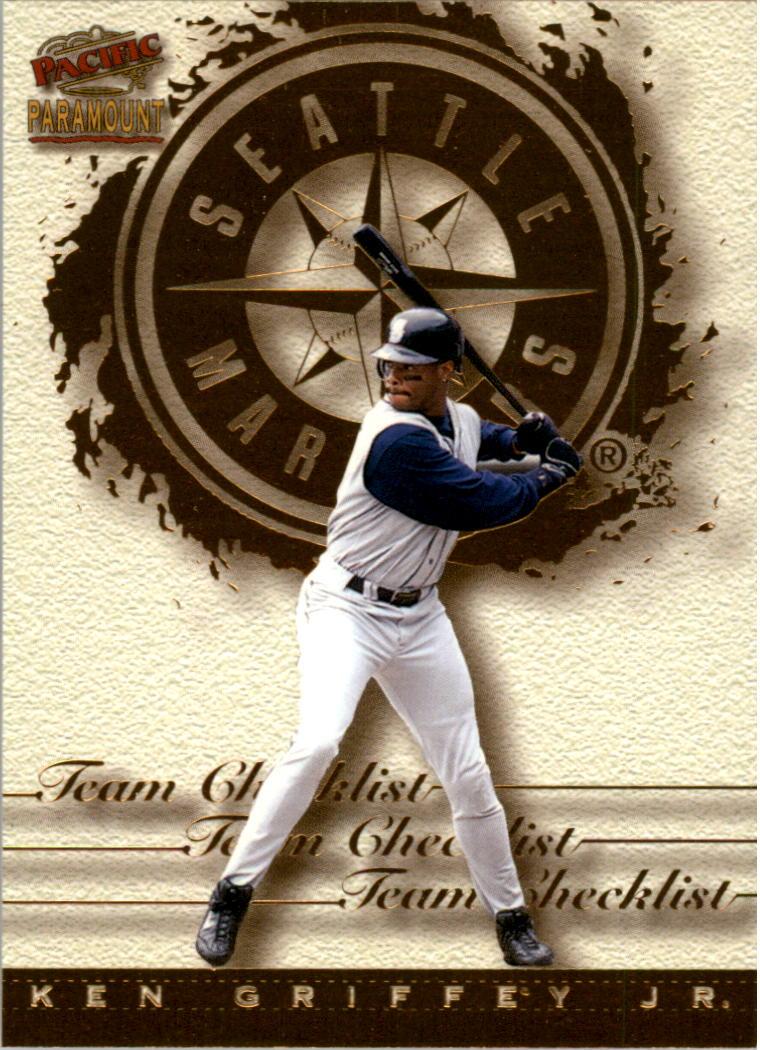1999 Paramount Team Checklists #27 Ken Griffey Jr.