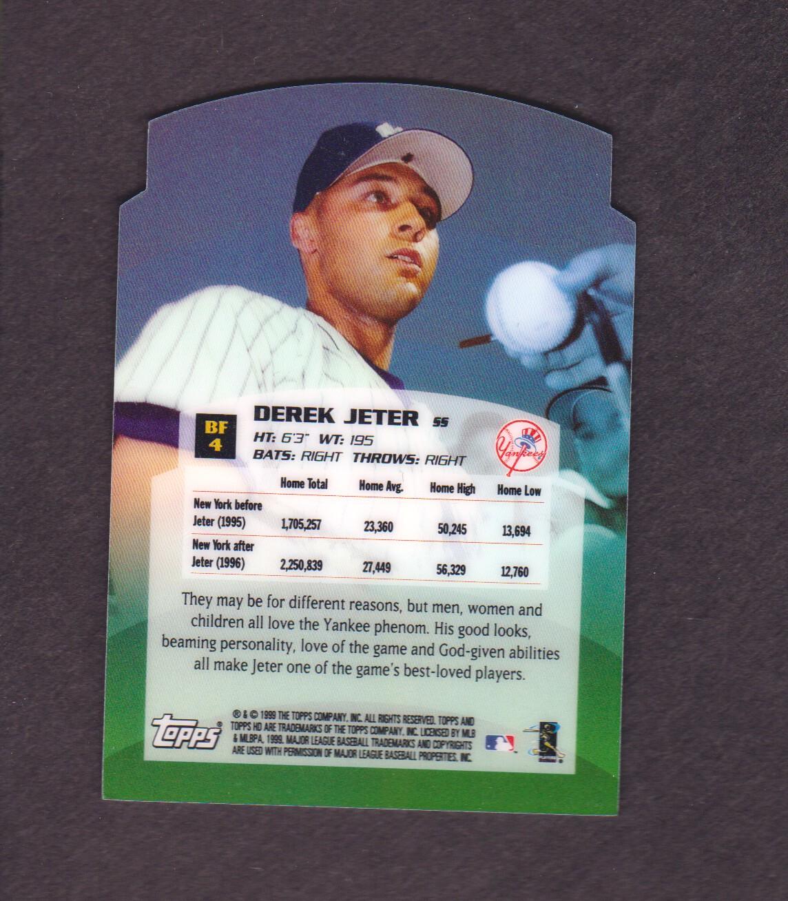 2000-Topps-HD-Ballpark-Figures-Baseball-Cards-Pick-From-List thumbnail 3