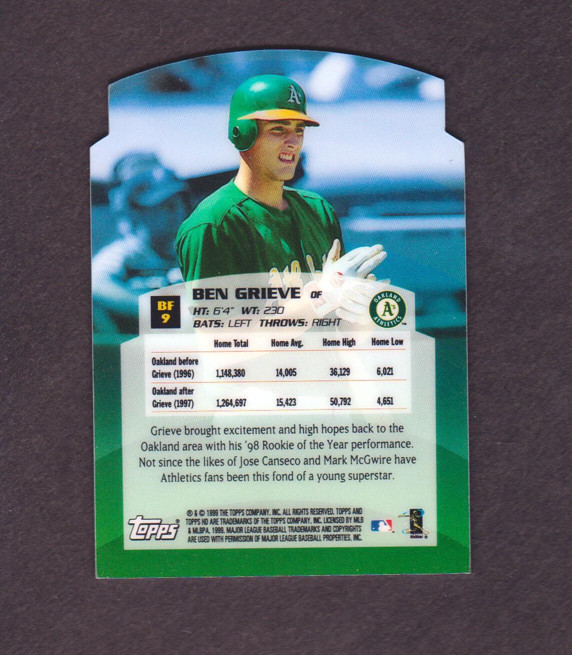 2000-Topps-HD-Ballpark-Figures-Baseball-Cards-Pick-From-List thumbnail 7