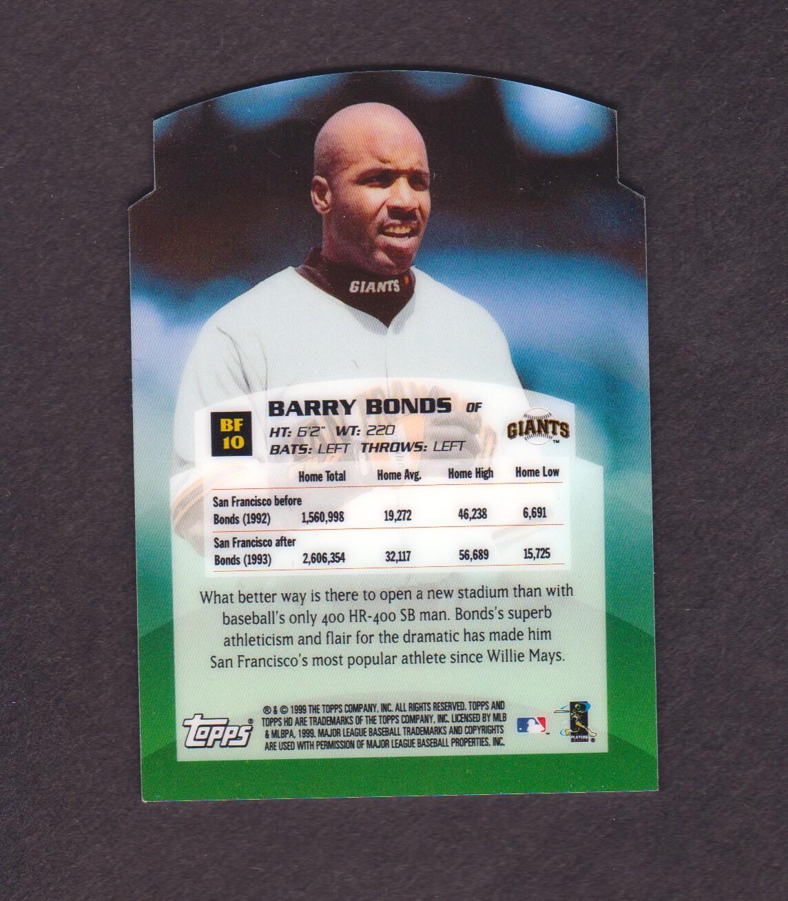 2000-Topps-HD-Ballpark-Figures-Baseball-Cards-Pick-From-List thumbnail 9