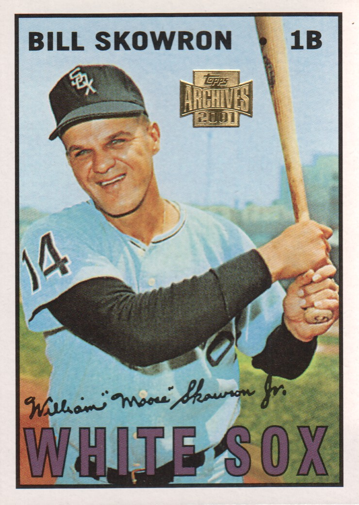 2001 Topps Archives #126 Moose Skowron 67