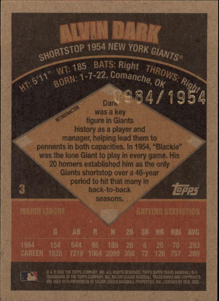 2002-Topps-Super-Teams-Retrofractors-1954-U-Pick-Pick-em-Fill-Set-BX-9HH