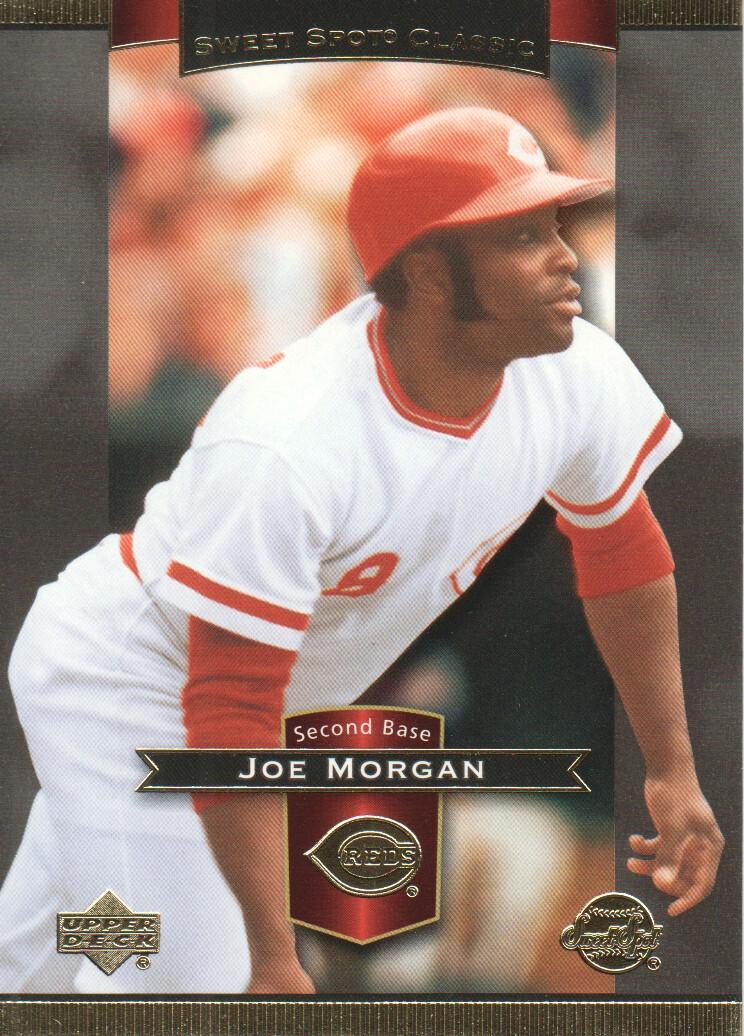 2003 Sweet Spot Classics #45 Joe Morgan