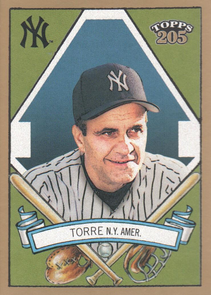 2003 Topps 205 #82 Joe Torre MG
