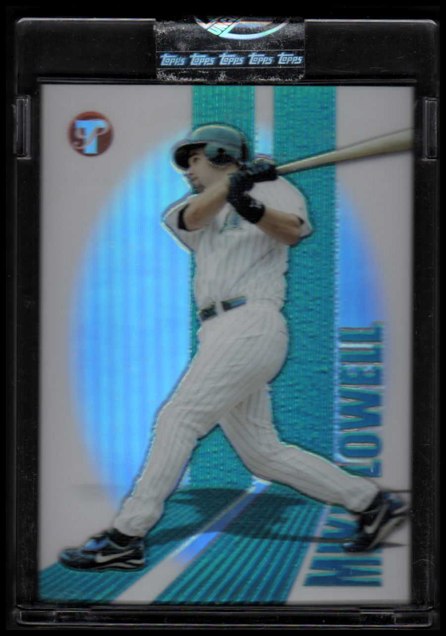 2004 Topps Pristine Refractors #71 Mike Lowell