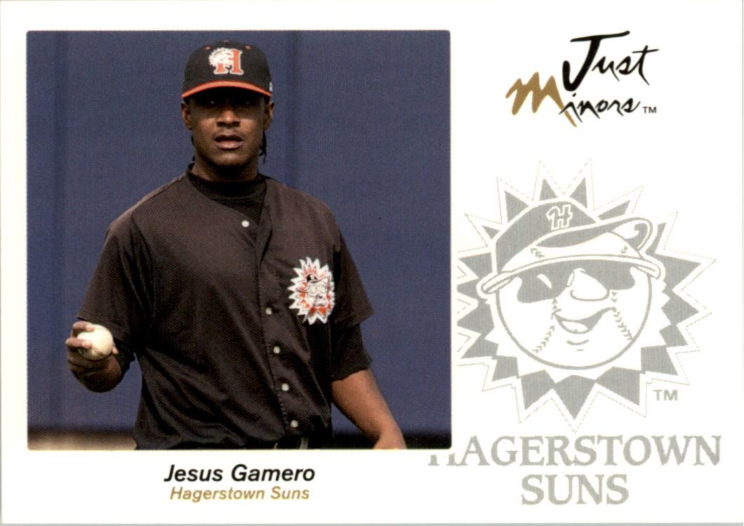 2005 Just Autographs #22 Jesus Gamero