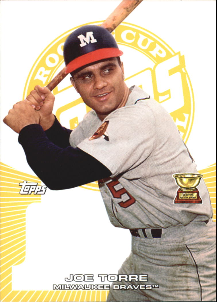 2005 Topps Rookie Cup Yellow #3 Joe Torre