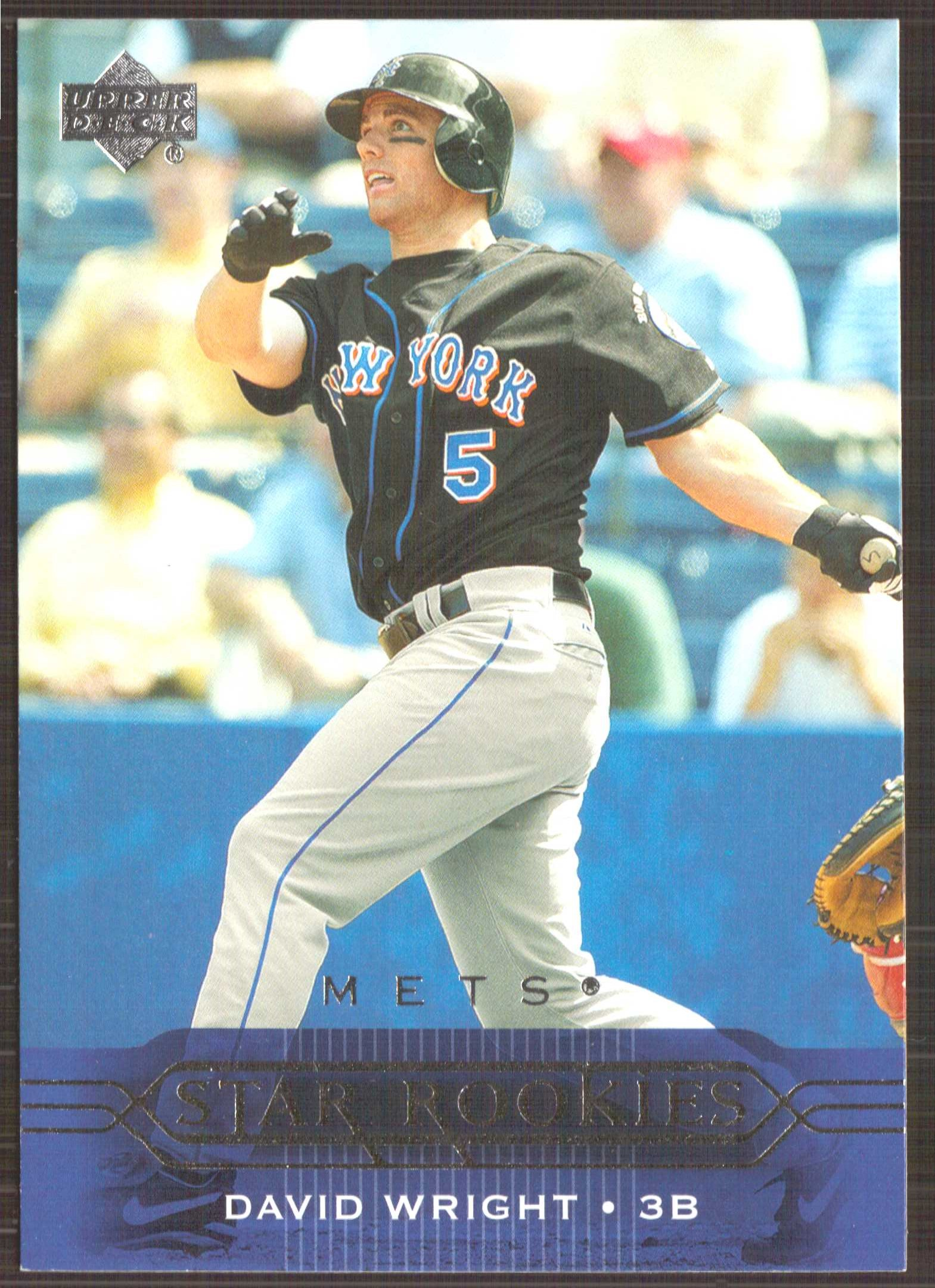 2005 Upper Deck #217 David Wright SR
