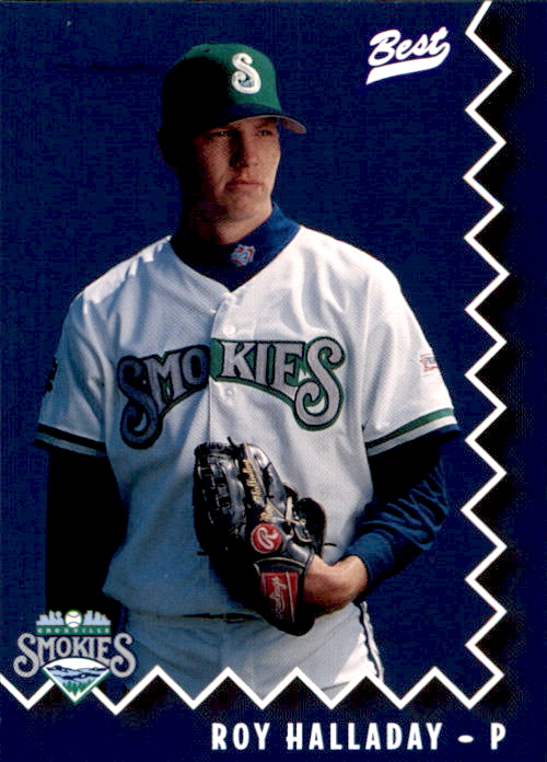 1997 Knoxville Smokies Best #13 Roy Halladay