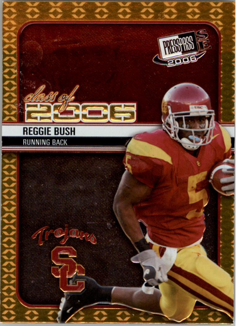 2006 Press Pass SE Class of 2006 #CL1 Reggie Bush