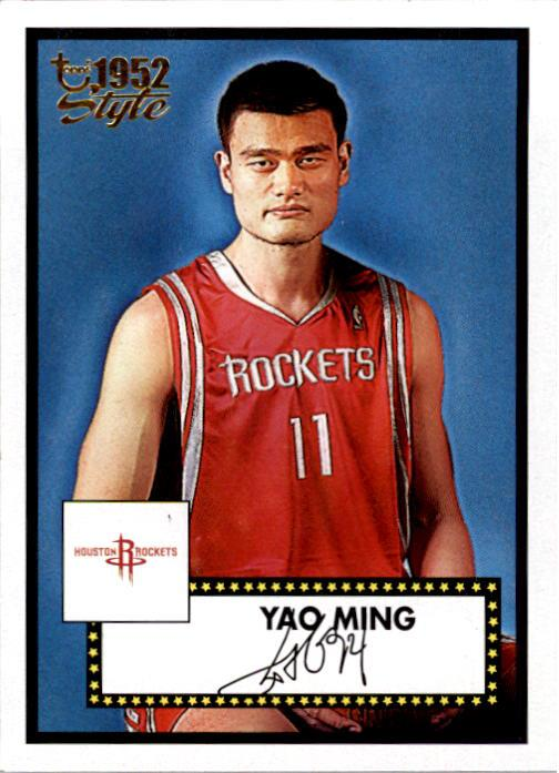 2005-06 Topps Style #88 Yao Ming