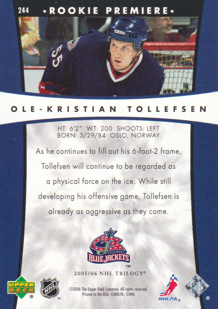 2005-06-Upper-Deck-Trilogy-Hockey-Cards-Pick-From-List thumbnail 67