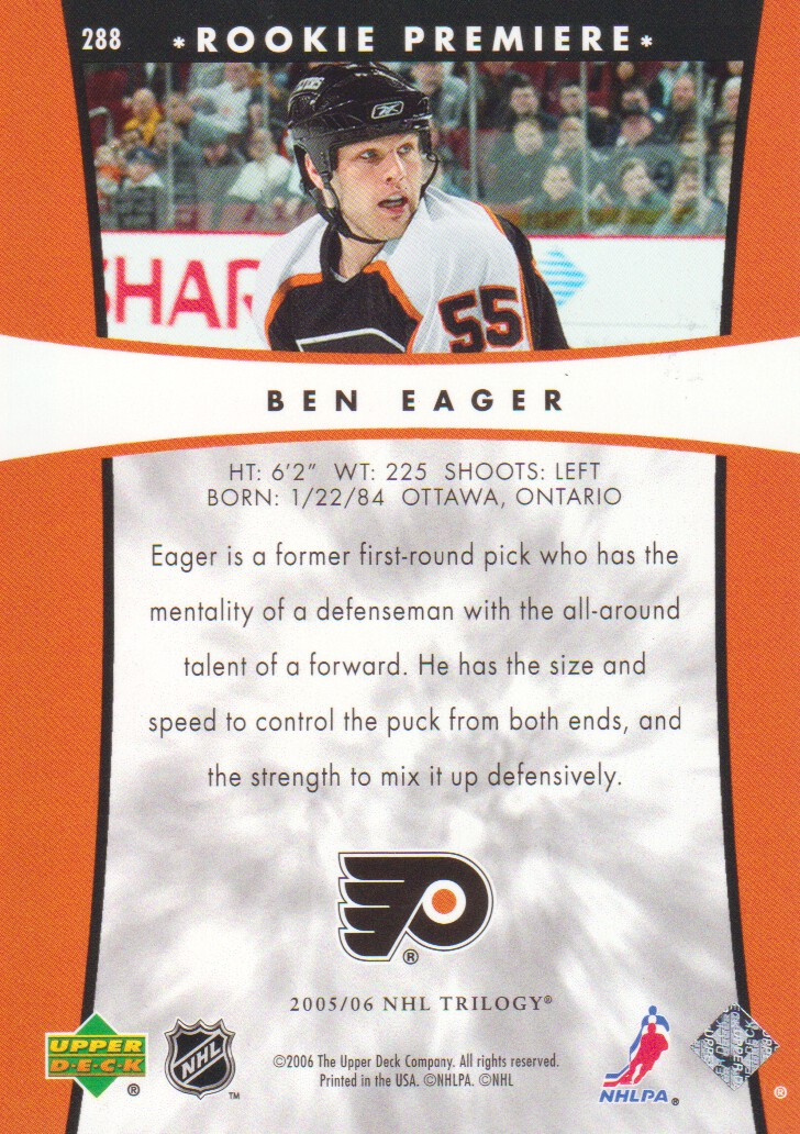 2005-06-Upper-Deck-Trilogy-Hockey-Cards-Pick-From-List thumbnail 71