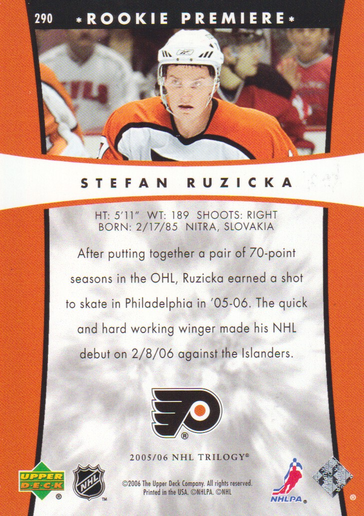 2005-06-Upper-Deck-Trilogy-Hockey-Cards-Pick-From-List thumbnail 73