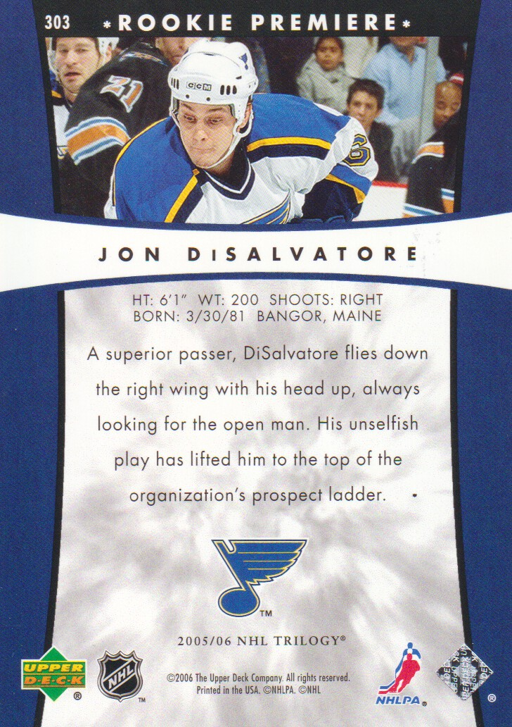 2005-06-Upper-Deck-Trilogy-Hockey-Cards-Pick-From-List thumbnail 77