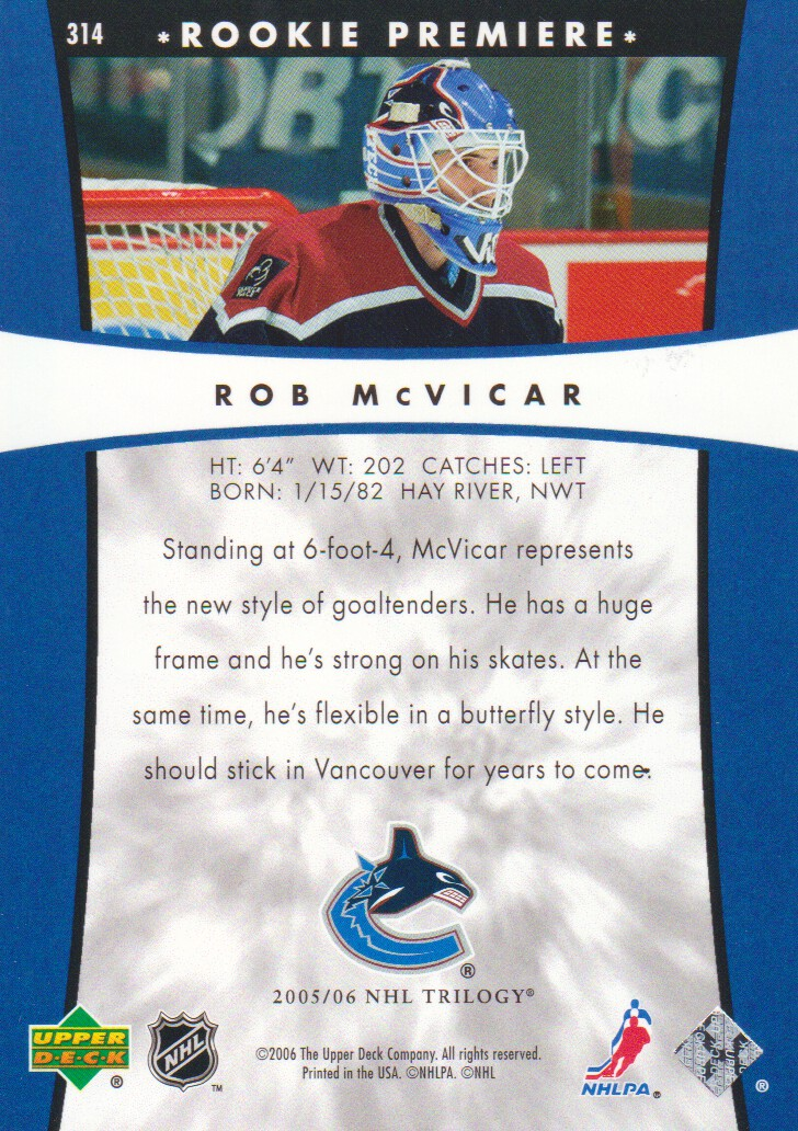2005-06-Upper-Deck-Trilogy-Hockey-Cards-Pick-From-List thumbnail 79